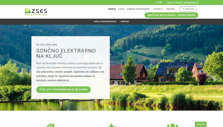 Zadruga sončnih elektrarn Slovenije